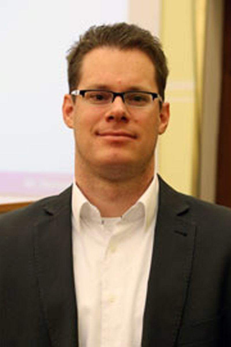 Florian Bornstein Vorstand Sportjugend Berlin