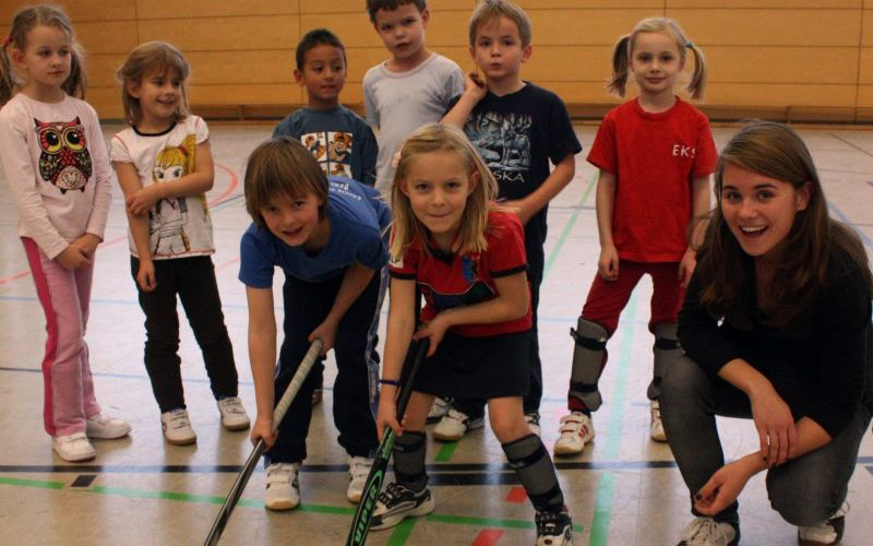 Kooperation Sportverein, Grundschulen und Gymnasien