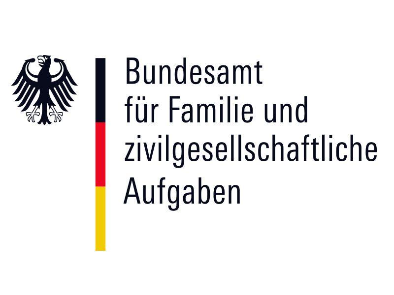 Bundesamt für Familie und zivilgesellschaftliche Aufgaben Partner der Sportjugend Berlin
