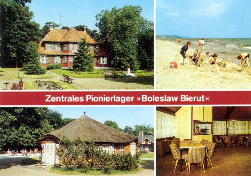 Ahlbeck Historisch DDR Pionierlager