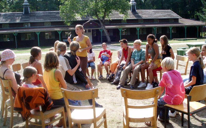 Kinder- und Jugenderholung - Feriencamps