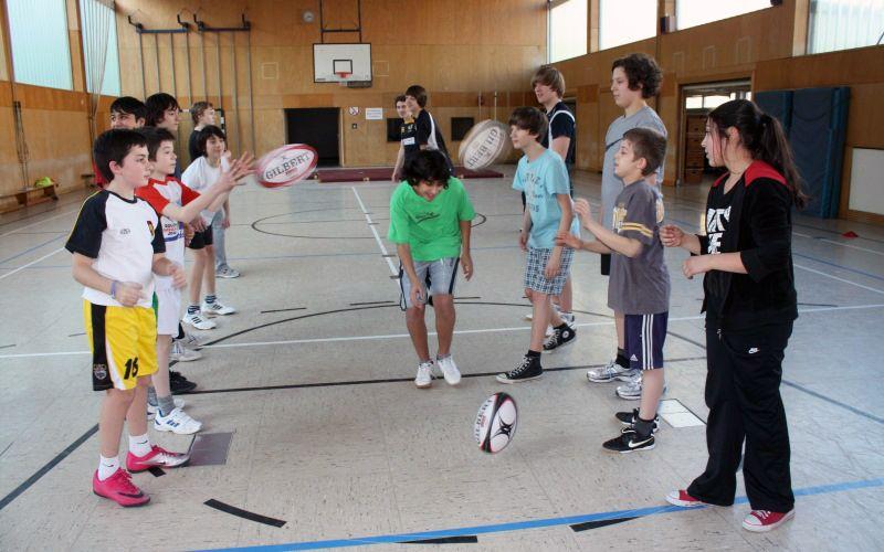 Allgemeine Sport- und Bewegungsangebote