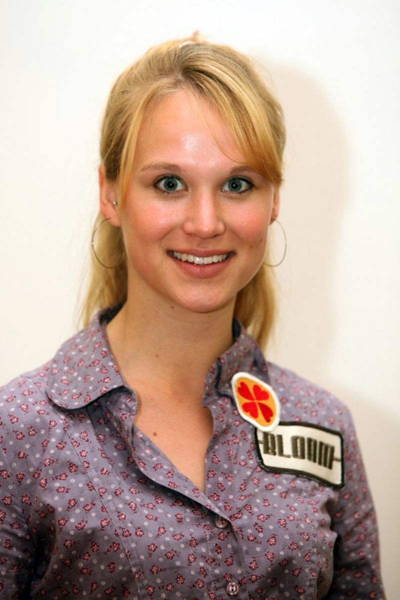 Julie Winkel Vorstand Sportjugend Berlin