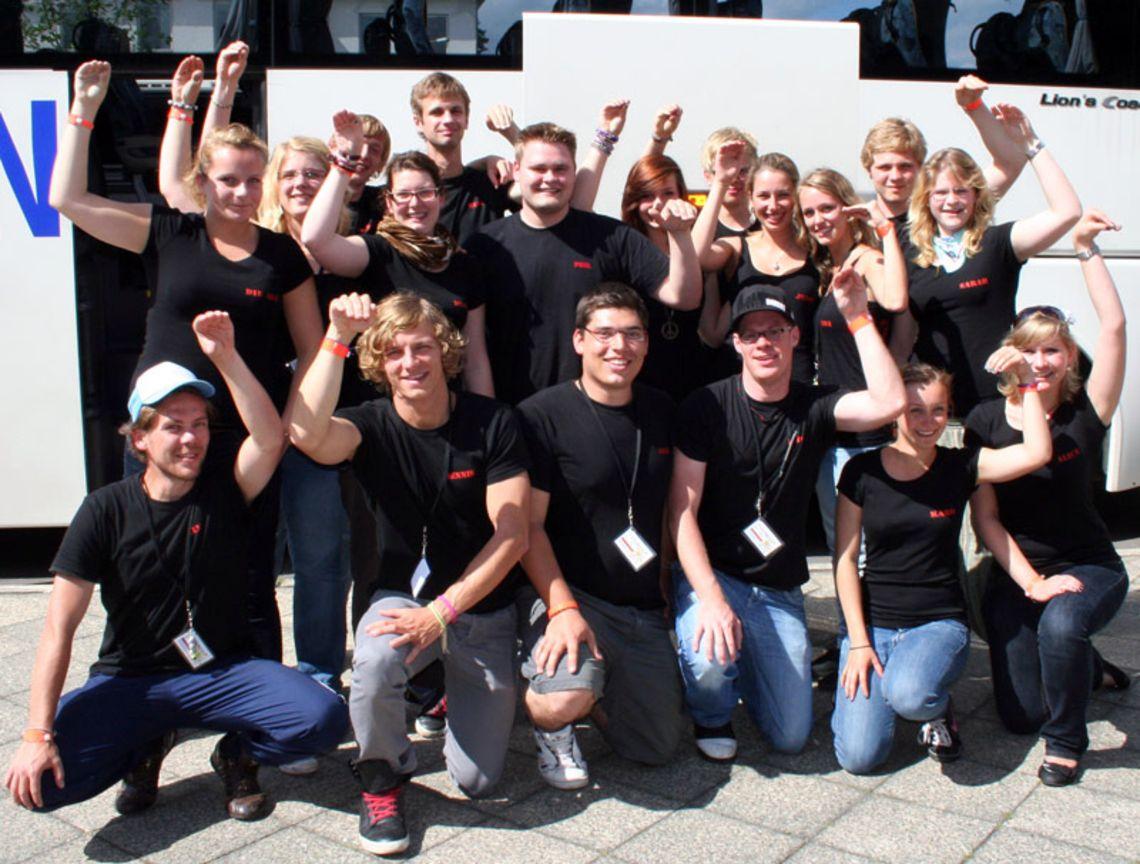 Sportjugend Berlin Kinder- und Jugenderhoolung Betreuer