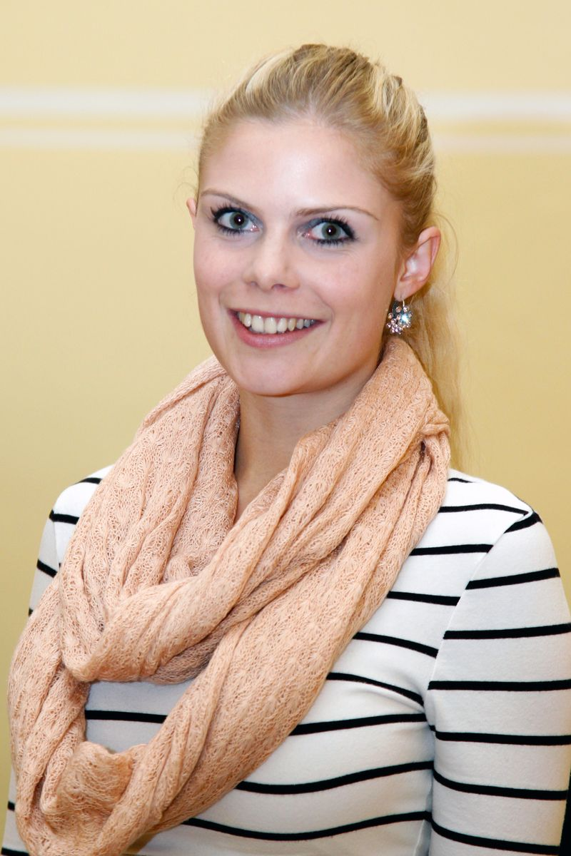 Sophia Kogge Vorstand Sportjugend Berlin