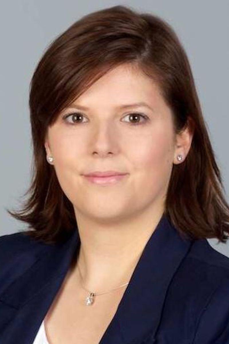 Katharina Zuro Vorstand Sportjugend Berlin