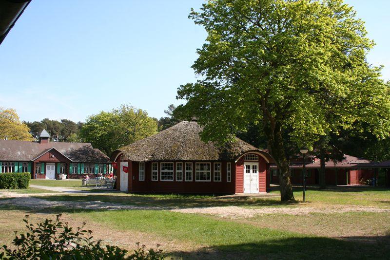 Ahlbeck auf der Insel Usedom
