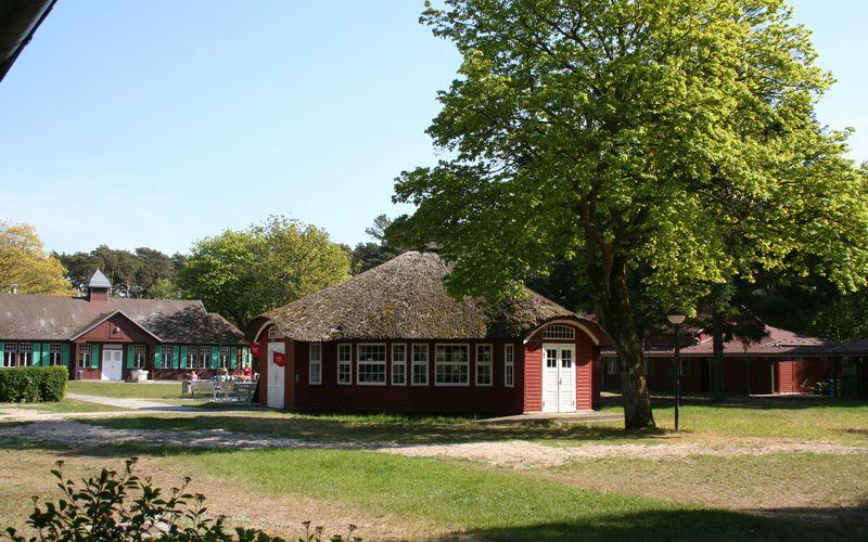 Jugendferienpark Ahlbeck auf Usedom
