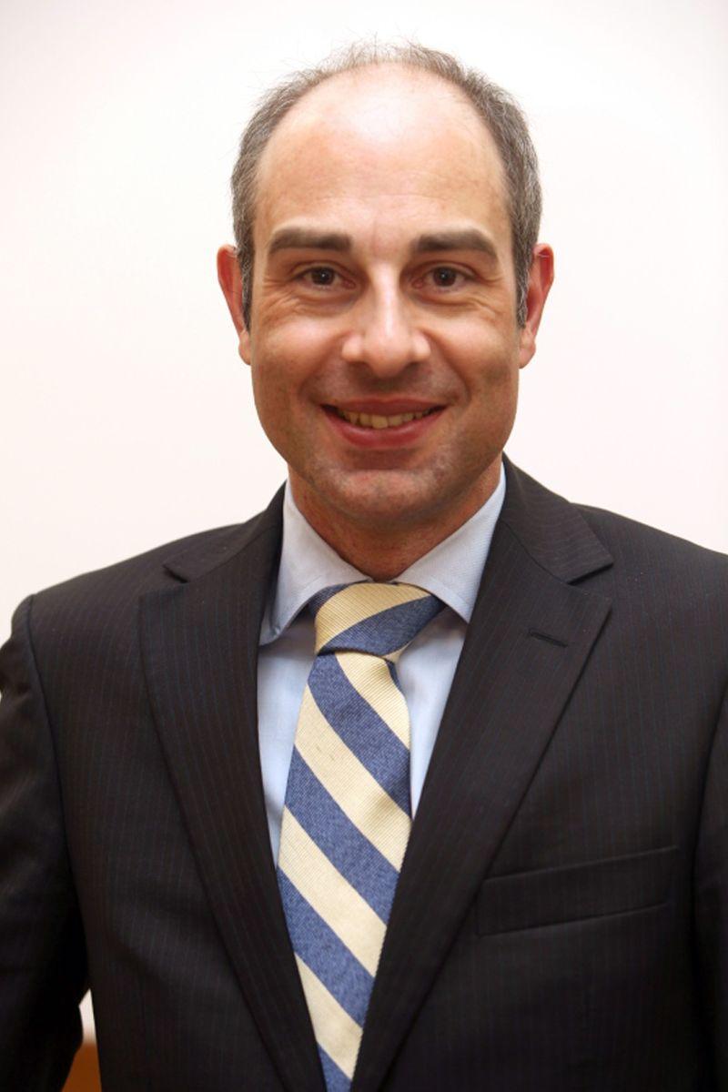 Ralph Rose Vorstand Sportjugend Berlin