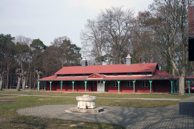 Seebad Ahlbeck Seitenhaus